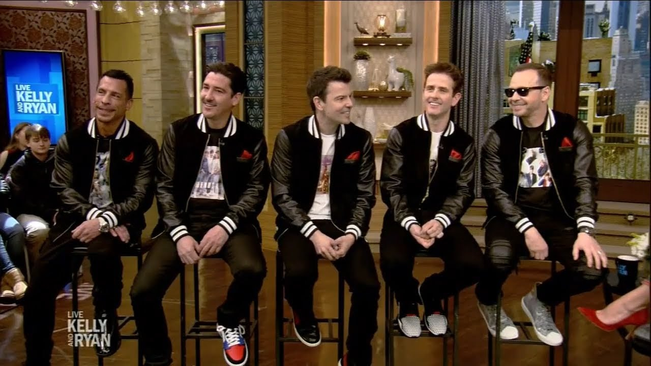 New Kids on the Block Talk About How Their Fans and Choreography Have Changed