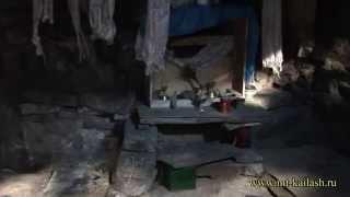 Тибет-Кайлас. Пещеры у Кайласа