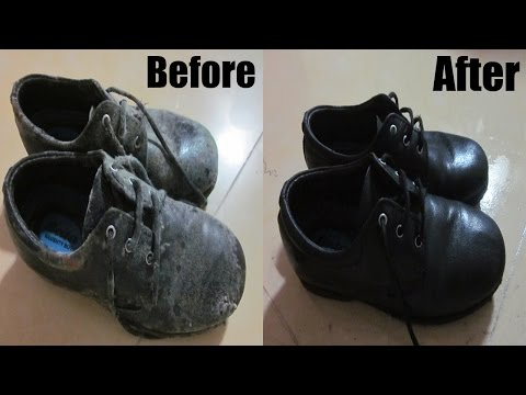 How to disinfect shoes