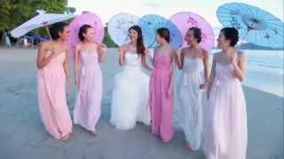 Chris & Amanda's Costa Rica Wedding Highlights