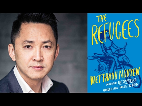 """Viet Thanh Nguyen on """"The Refugees"""" at the 2017 AWP Book Fair"""
