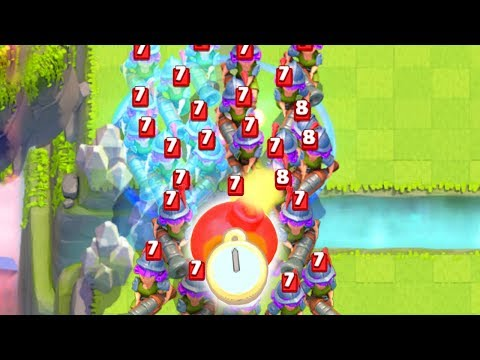 Funny Moments & Glitches & Fails | Clash Royale Montage #81