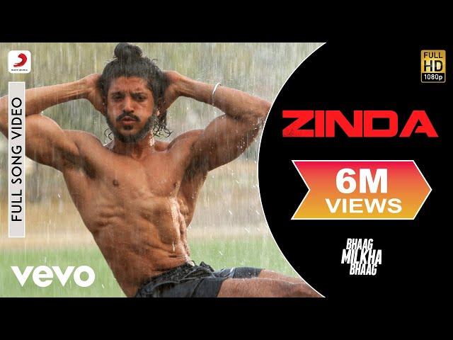 Bhaag Milkha Bhaag - Zinda Full Video feat. Farhan Akhtar Travel Video
