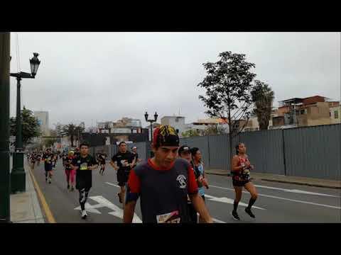 Mi segunda 21k Mediamaratón de Lima 2017