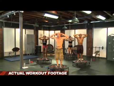 Urban Rebounding  Extreme Metabolic Training