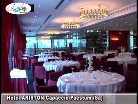hotel ariston paestum youtube