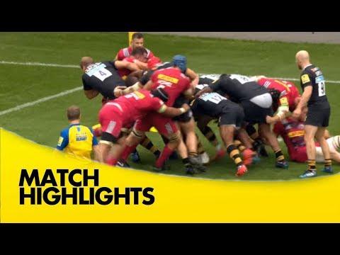 Wasps v Harlequins - Aviva Premiership Rugby 2017-18
