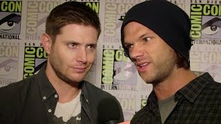 Supernatural Cast Reveals Top WTF Moments- Comic Con 2015