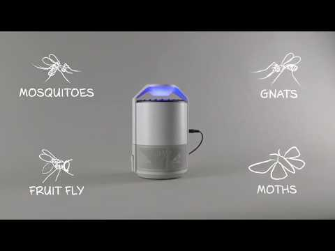 This Brilliant Device Rids Any Indoor Space of Pesky Summer Insects