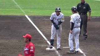 球 野太郎 Tigers Time 阪神タイガース植田 海 2017年6月24日 阪神 13-6...