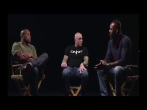 Joe Rogan interview's John Jones and Danil Cormier UFC-197