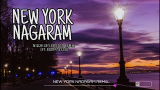 Ar rahman - New York Nagaram (Nitthilan george Remix Ft.Ramprasad)