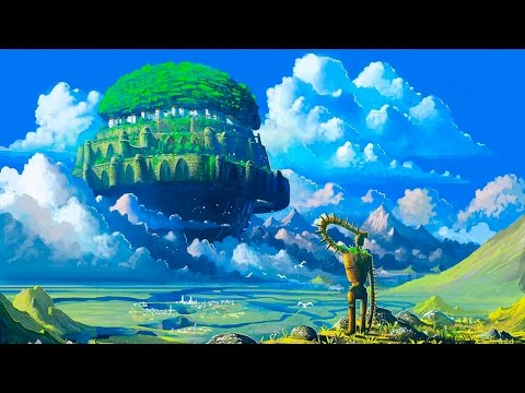 Смотреть мультфильм небесный замок лапута