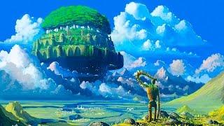 Небесный замок Лапута/Обзор.