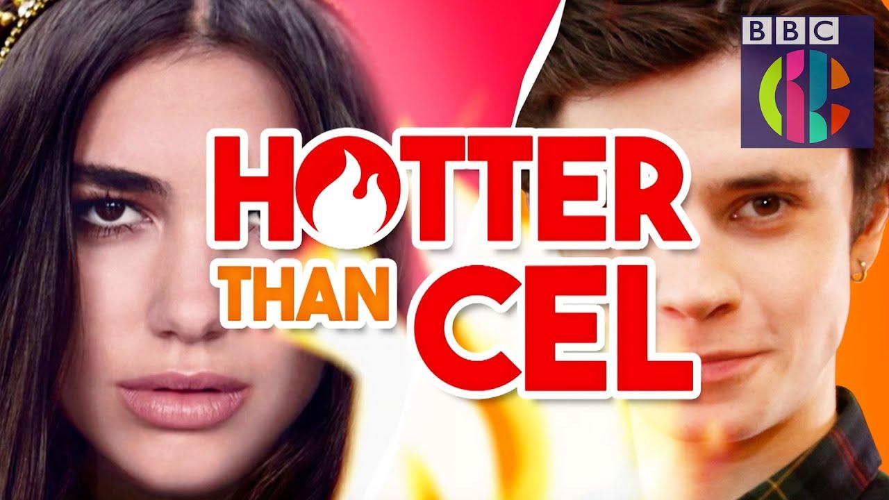 Hottest cel