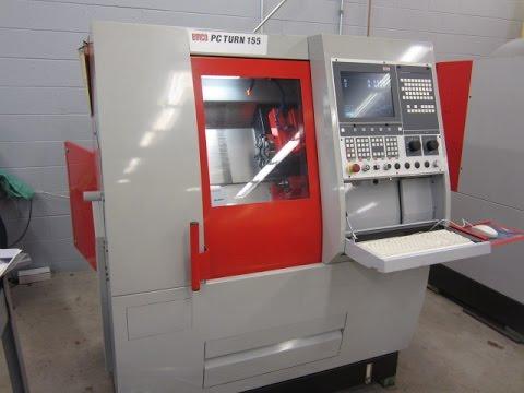 Emco CNC machine