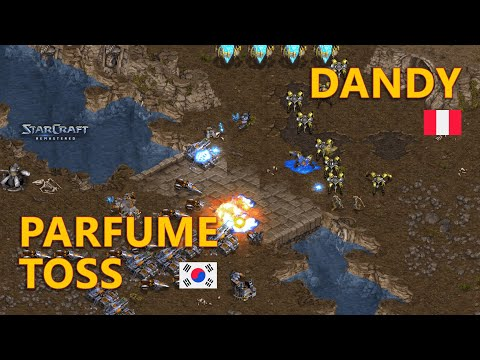 🇵🇪 Dandy vs 🇰🇷 Parfumetoss - Starcraft Remastered