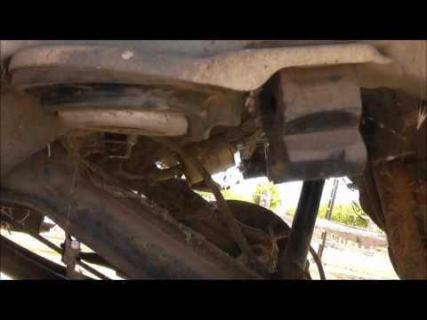 vn commodore diff removal youtube