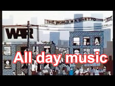 All day music - organ cover - War
