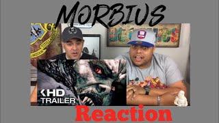 Morbius | teaser trailer reaction | Sony