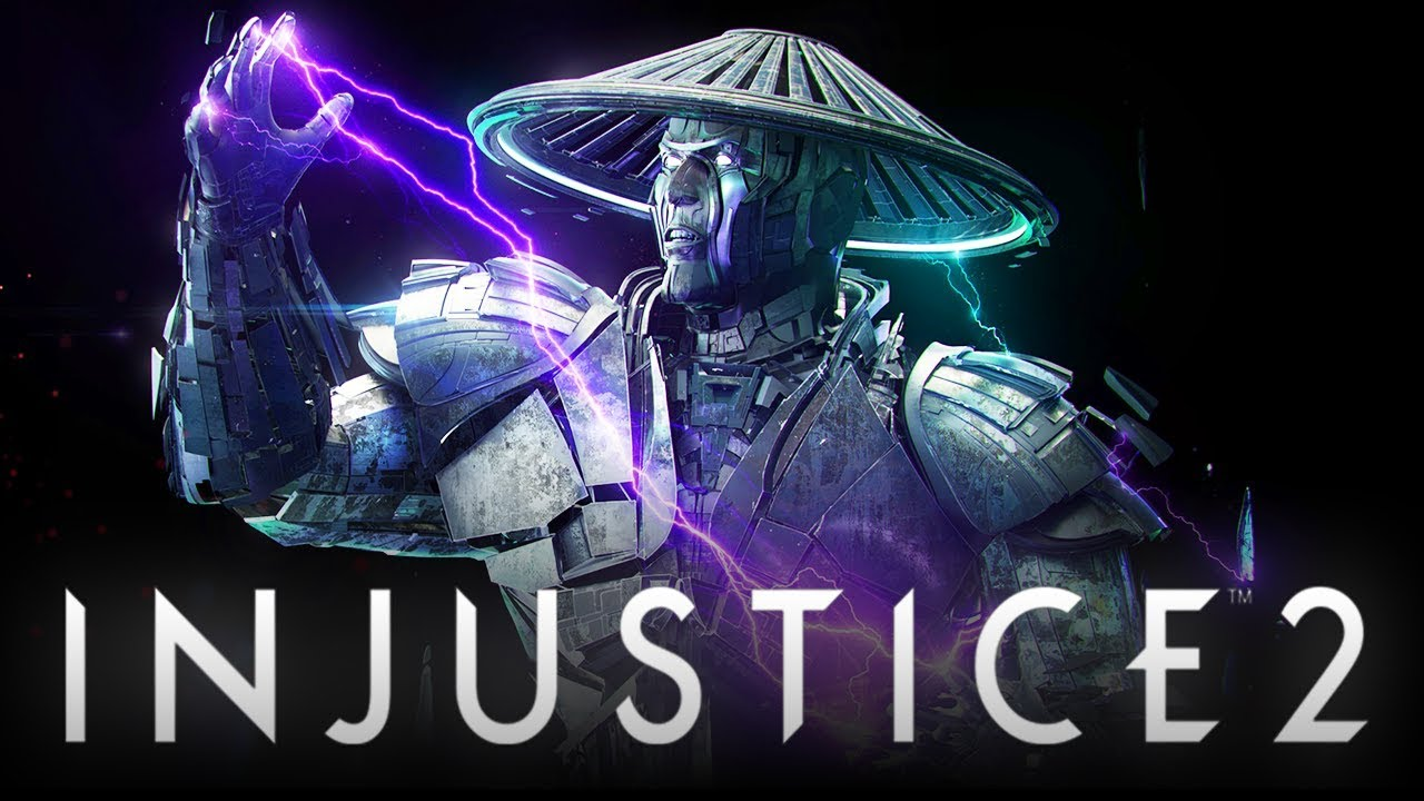 Image result for Injustice 2 raiden