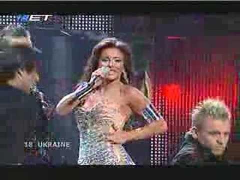 Lady Eurovision Ukraine Shady 100
