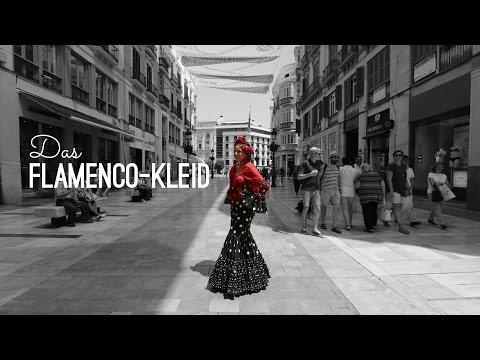 Andalusisch feiern: Das perfekte Flamenco-Kleid