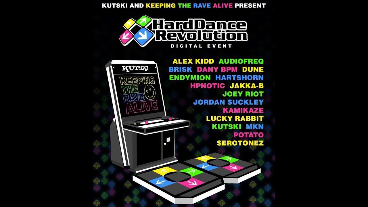 Kamikaze - Hard Dance Revolution (Livestream)