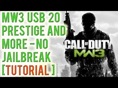 how to use mw3 vault mods online public