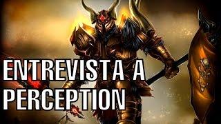 Entrevista a Perceptiön | Mejor Warrior PvE de América Latina