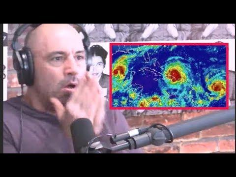 Joe Rogan Discusses Hurricane Irma