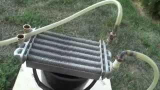 видео Как производится обслуживание газового котла своими руками