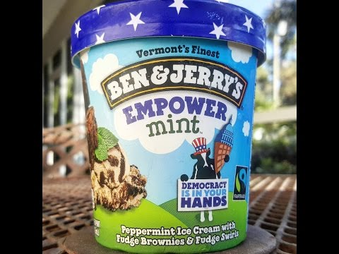 The Ice Cream Social EP 31: Ben & Jerry's Empower Mint