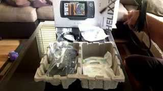 Unboxing Hummingbird Helix 7, SI-GPS.
