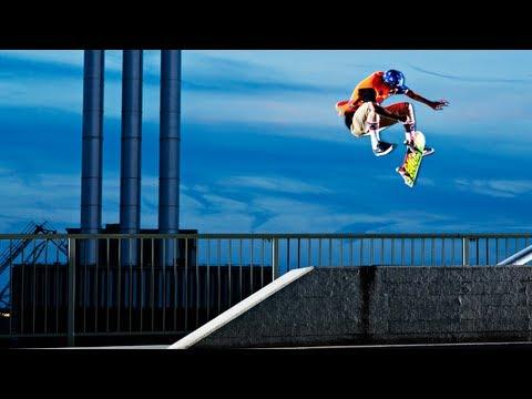 FLIP skateboard's European skate tour