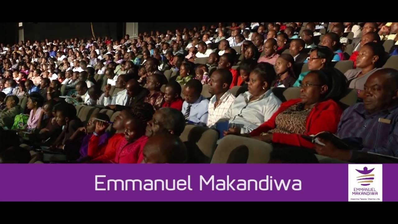 EMMANUEL MAKANDIWA ON THE  MINISTRY OF HEALING- MINISTERS MATERIAL