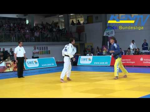 1. Judo Bundesliga 2012: Hinrunde (KSV Esslingen gegen TSV Abensberg)