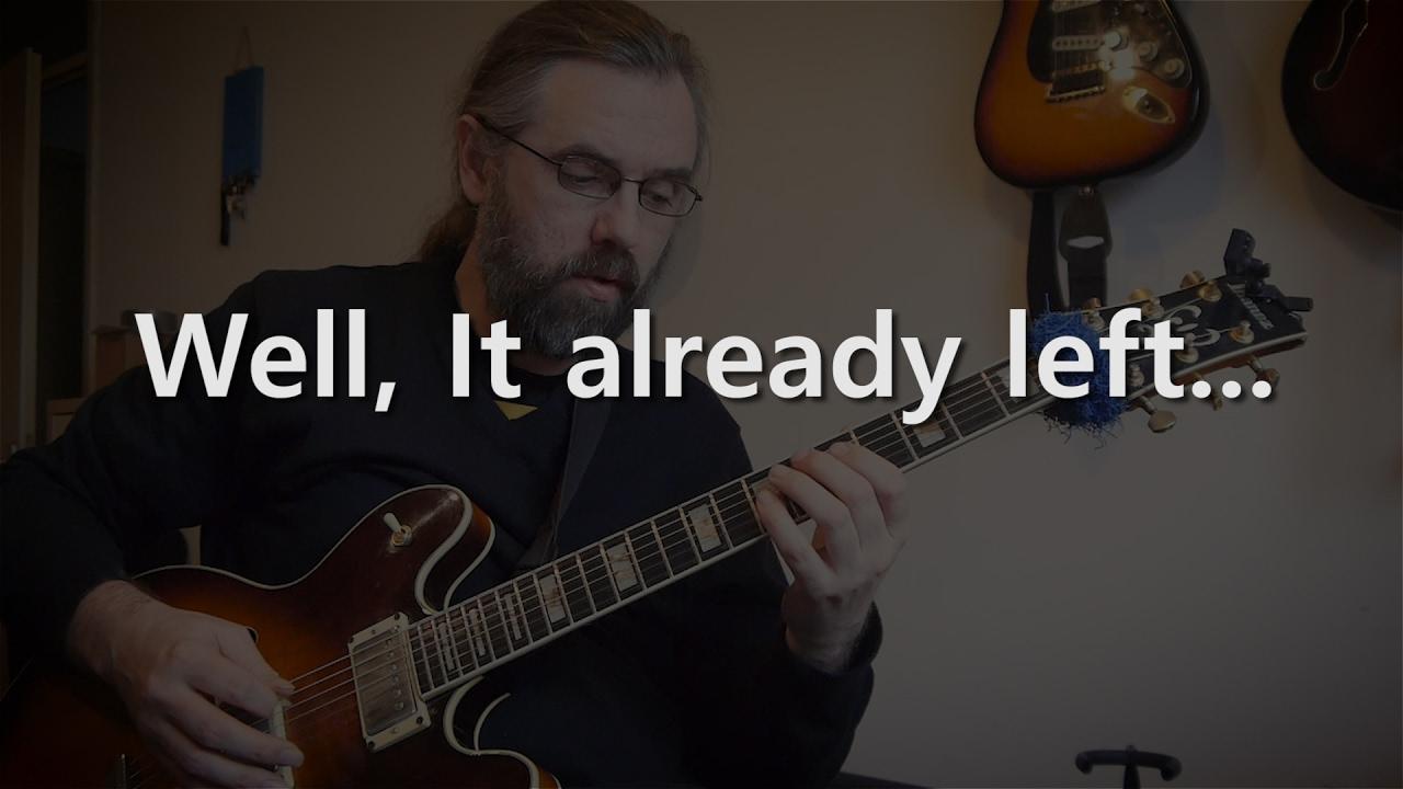 autumn leaves guitar solo pdf