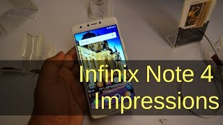 Infinix Note 4 Review Videos