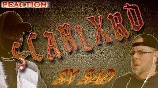 Scarlxrd (SX SAD) - VIDEO - METALHEAD REACTION