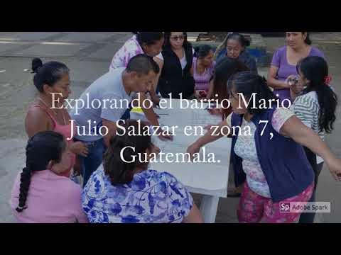 Acciones del proyecto Voces de Mujeres en Guatemala [video]