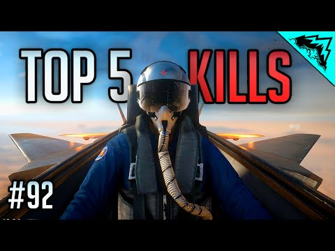 Top 5 Battlefield 4 Plays of the Week! (Best Mare's Leg, Jet Steal, EOD Bot PTFO, 50 CAL Flank ) #92