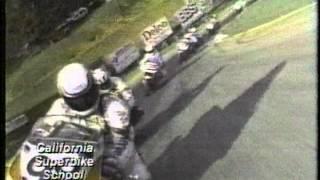 1990 Formula USA - Yamaha 500 GP vs Superbikes