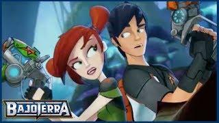Bajoterra 🔥 NUEVA COMPILACIÓN 🔥 Episodios 8 - 11 🔥 Dibujos animados para niños