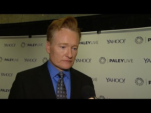 Conan O'Brien 'Uncomfortable' With David Letterman Leaving 'Late Show'