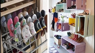 10 Great ways to achieve Organize Shoes