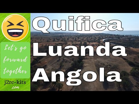Luanda Sul Angola - Parrot Bebop 2 Best Footage - Luanda Angola 2018