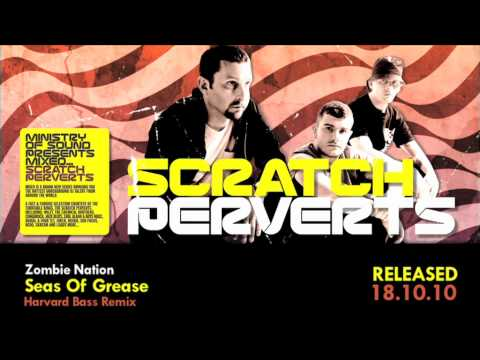 Ministry of Sound Presents MIxed - Scratch Perverts