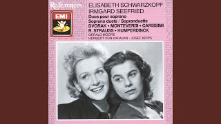 Madrigals, Book 7 (Concerto: settimo libro de madrigali) (1956 Digital Remaster) : Io son pur...