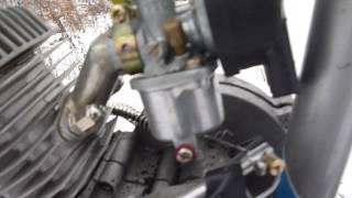 Мой мотовелосипед с мотором ф-50